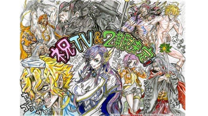 Anime Record of Ragnarok mendapatkan season 2