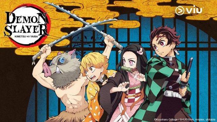 5 Rekomendasi Anime Seru yang Bisa Ditonton Streaming Lewat Viu untuk Menemani Akhir Pekan
