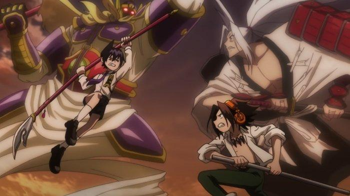 Anime Shaman King episode 18 dan 19 ditunda hingga 2 minggu