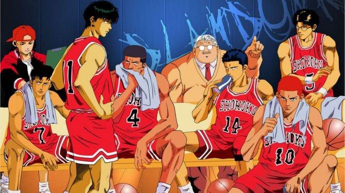 5 Rekomendasi Anime Olahraga Terpopuler Sepanjang Masa, dari Slam Dunk hingga Yuri On Ice