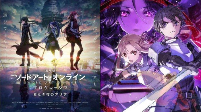 Trailer Terbaru Film Anime Sword Art Online Progressive Rilis, Tiga Karakter Utama Disorot