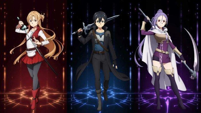 Trailer terbaru Sword Art Online Progressive: Aria of a Starless Night telah dirilis