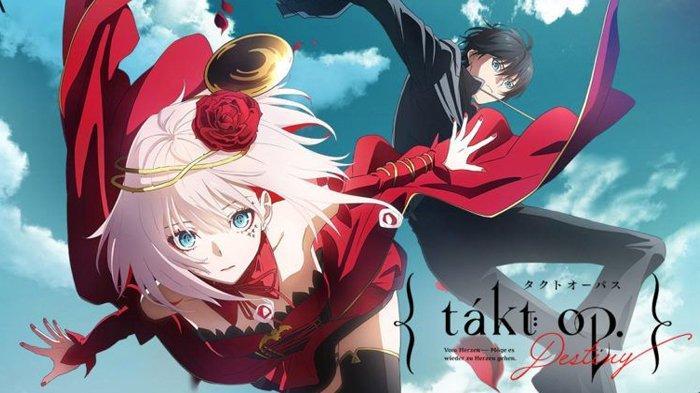 Link Nonton Anime Takt Op. Destiny Episode 2 Subtitle Indonesia Gratis di iQIYI Atau Viu