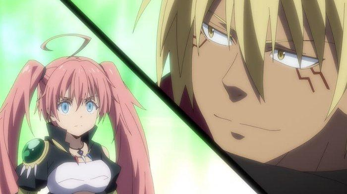Anime TenSura episode 47 (season 2 episode 23).