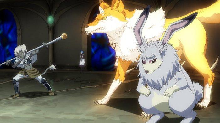 Anime That Time I Got Reincarnated as a Slime Episode 46 (S2 Ep 22).