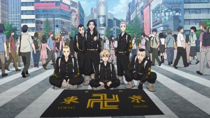 Anime Tokyo Revengers.