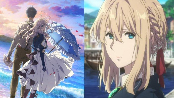 5 Rekomendasi Anime Fantasi Terbaik Sepanjang Masa, dari Violet Evergarden hingga Princess Mononoke