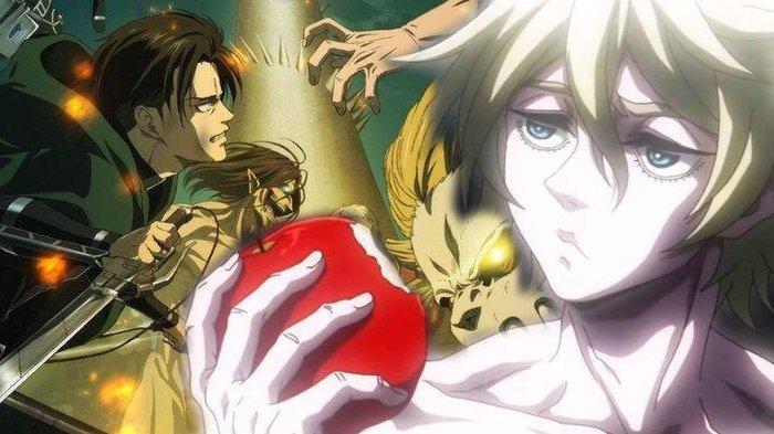 5 Anime yang Dicekal & Dilarang Tayang di Negara Tertentu, Attack on Titan hingga Record of Ragnarok
