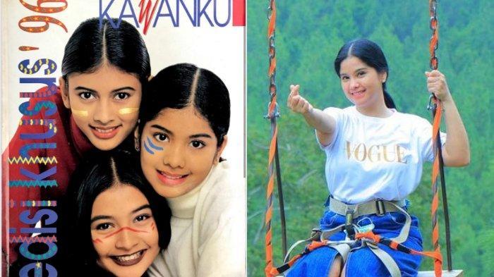 Pamer Potret Lawas Jadi Model Majalah, Annisa Pohan Kenang Honor Awal: Rasanya Udah Banyak Banget