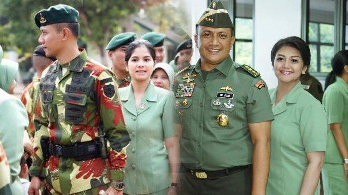 7 Artis Indonesia yang Jadi Istri Anggota TNI, Termasuk Annisa Pohan dan Bella Saphira