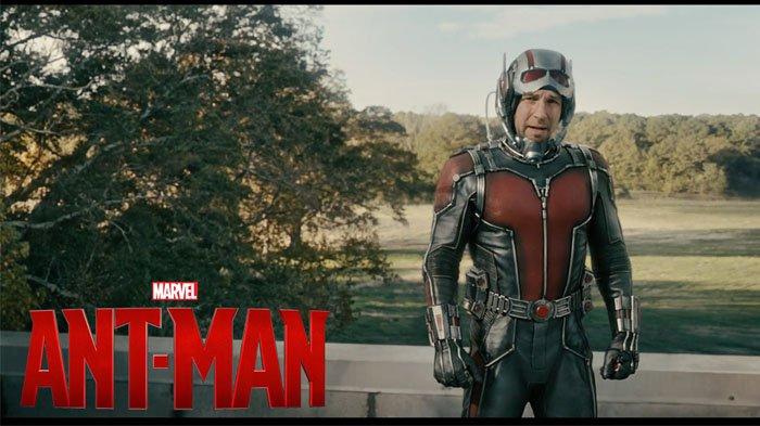 Sinopsis Film Ant-Man, Superhero yang Mengecil Seperti Semut, Saksikan Malam Ini