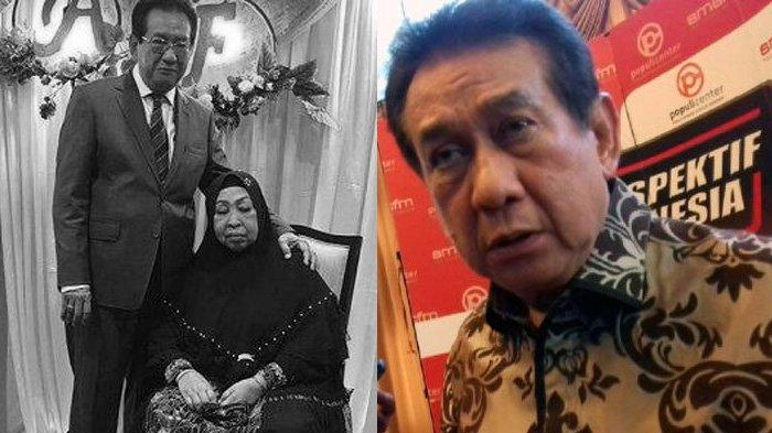 Istri Meninggal karena Covid-19 Komorbid Ginjal, Anwar Fuady Beber Kronologi: Tenang Sekali