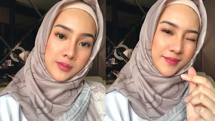 Anya Geraldine Tampil Syar'i di Proyek Baru Bareng Arief Muhammad, Gamis Macan Tutul Jadi Sorotan