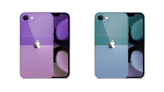 Apple iPhone SE 3 2021/2022.