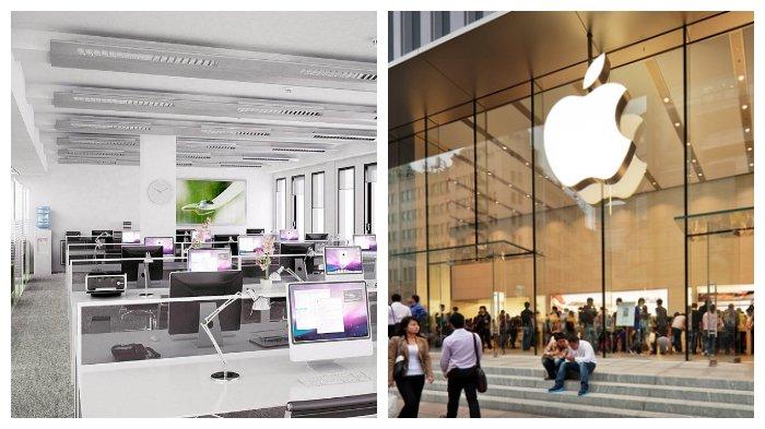 Berapa Gaji Karyawan Apple? Berikut Rinciannya, Capai Milliaran Rupiah, Berminat?