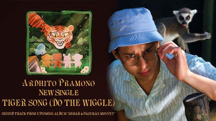Hadirkan Cerita Anak, Ardhito Pramono Rilis 'Tiger Song', Single Kedua EP 'Semar & Pasukan Monyet'