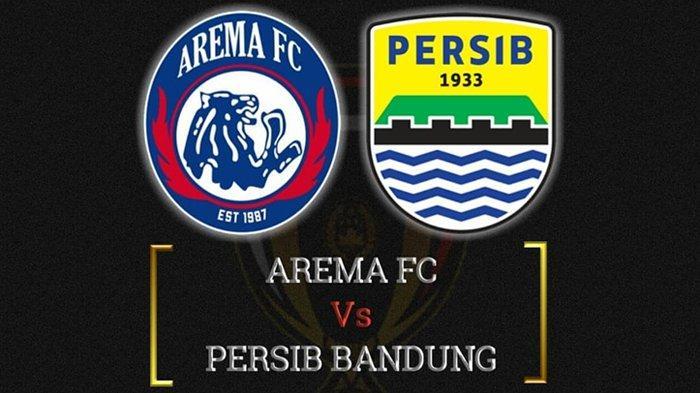 Link Live Streaming RCTI, Live Streaming Arema FC vs Persib Bandung Jam 15.00 WIB, Cek Juga PSSI TV