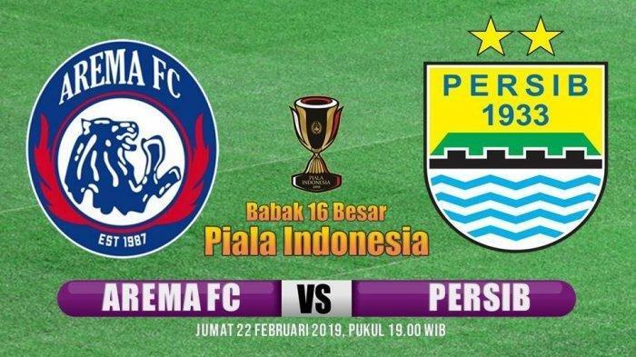 UPDATE Arema FC vs Persib Bandung, Baru 20 Menit Skor 1-0 Untuk Singo Edan, Live Streaming RCTI, Now