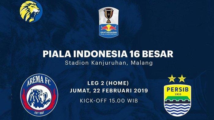 Link Live Streaming RCTI & Prediksi Arema FC vs Persib Bandung Hari Ini, Cek Juga Jawapos TV