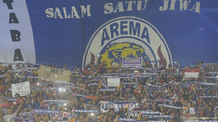 Chord Lagu Salam Satu Jiwa Arema FC Malang, Ini Kunci Gitar Aremania, Buat Semangati Singo Edan!
