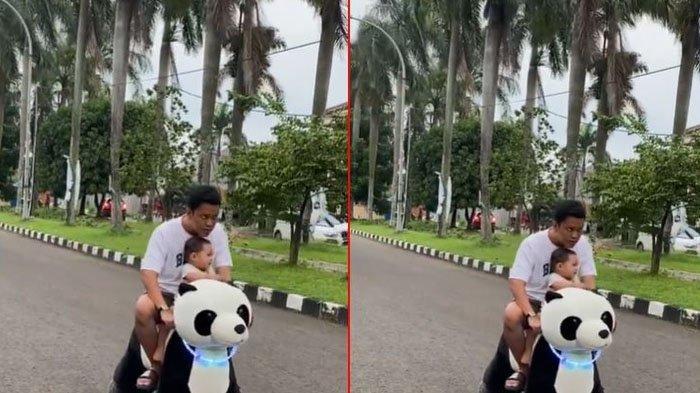 KOCAK Arief Muhammad Belikan Kado Unik Untuk Putranya: Biar Nggak Perlu ke Mall