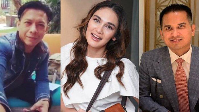 Luna Maya Antara Ariel Noah dan Faisal Nasimuddin, Begini Pendapat Pakar Ekspresi Poppy Amalya