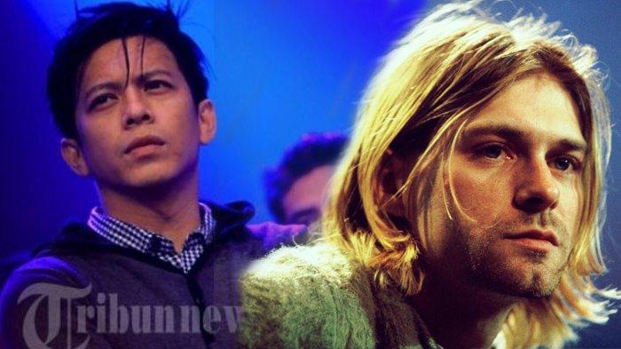 Instagram Ariel Noah - Unggah Foto Ini, Kekasih Sophia Latjuba Peringati Ultah Mendiang Kurt Cobain