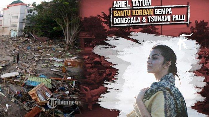 8 Artis Ini Lakukan Penggalangan Dana untuk Korban Gempa & Tsunami Palu, Ada Idolamu?