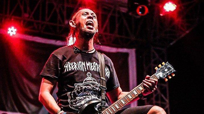 Eben Burgerkill Meninggal, Duka Menyelimuti Musisi hingga Ridwan Kamil: 'Kebanggaan Jabar'