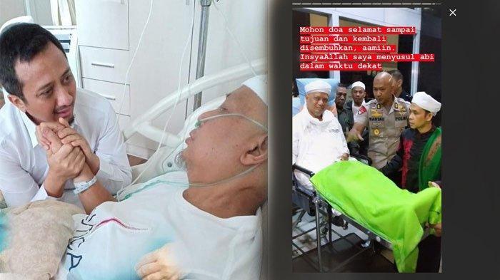 Ternyata Ini Pemilik Private Jet yang Dipinjamkan Ke Ustaz Arifin Ilham Berobat Ke Malaysia