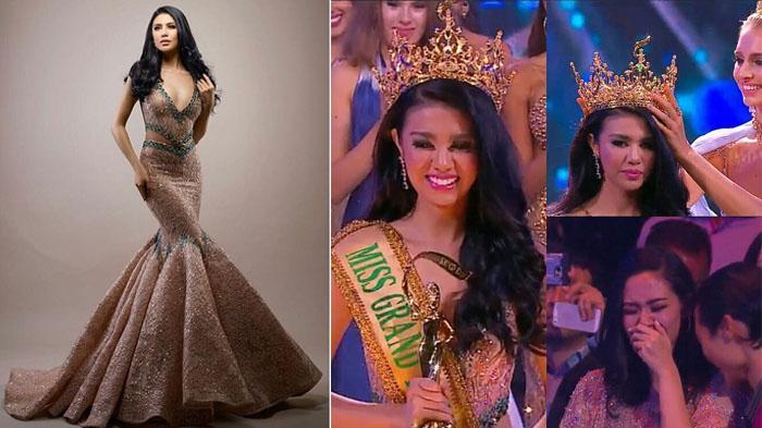 10 Fakta Tentang Ariska Putri Pertiwi, Pemenang Miss Grand International 2016 dari Indonesia!