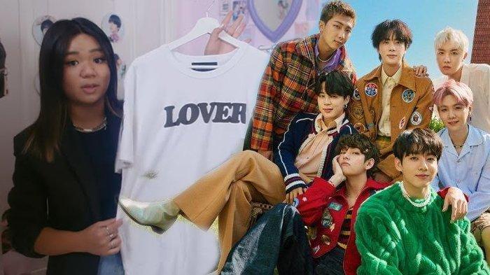ARMY Ini Rela Habiskan Rp 700 Juta untuk Merchandise BTS, Intip Koleksi dan Alasan Ia Melakukannya