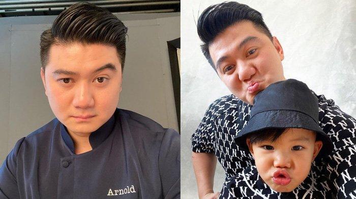 Putranya Dinyinyiri saat Main Sapu dan Boneka, Chef Arnold Poernomo Tak Terima, Beri Balasan Menohok