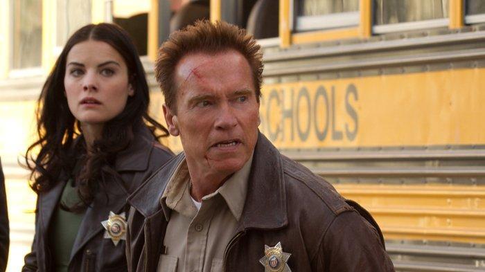 Arnold Schwarzenegger dalam film The Last Stand, tayang malam ini di Bioskop Trans TV.