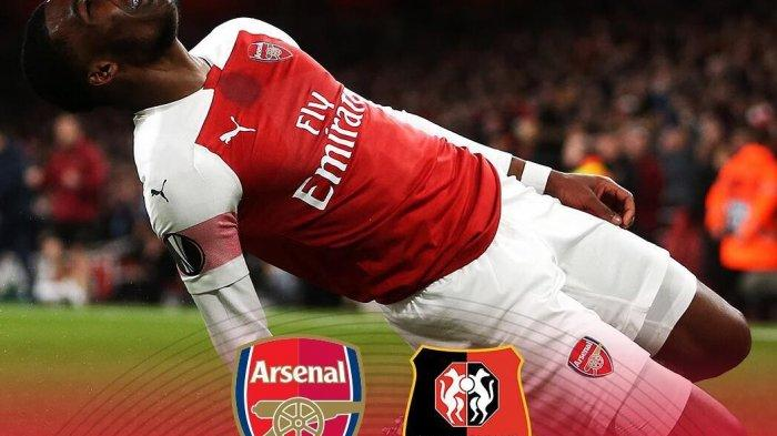 Hasil dan Highlight Liga Eropa Hari Ini  Arsenal vs Rennes, Comeback The Gunners!
