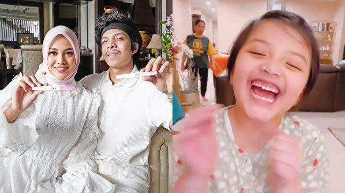 Tak Sabar Punya Keponakan dari Atta-Aurel, Arsy Girang Statusnya Akan Jadi Tante: Selamat Kak Loli