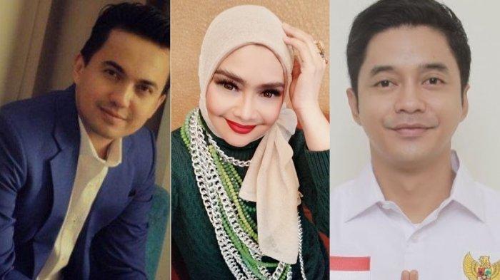 6 Artis Ini Maju Bertarung di Pilkada Serentak 2020 Hari Ini, Adly Fairuz hingga Iyeth Bustami