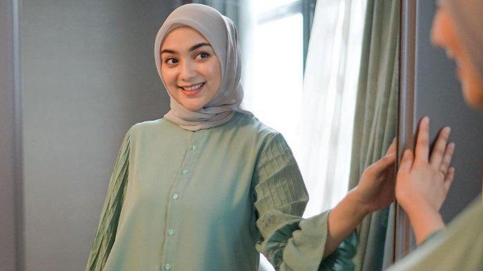 Citra Kirana mengaku berhasil menurunkan berat badan 21 kilogram setelah melahirkan