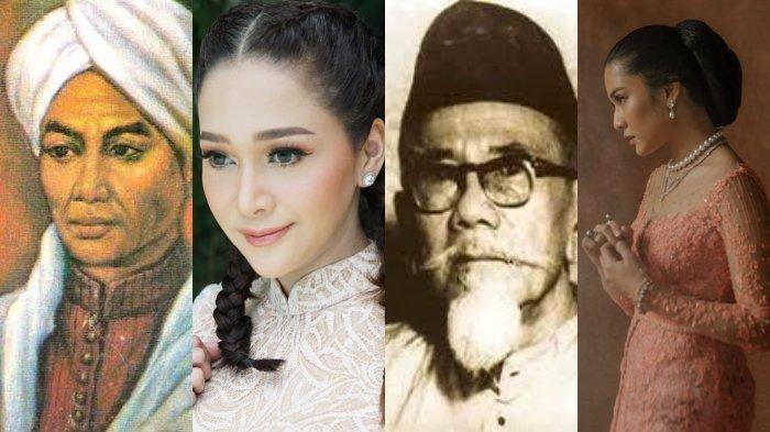 5 Artis Mengalir Darah Pahlawan Agus Salim - Pangeran Diponegoro, Ada Maia Estianty - Dian Sastro