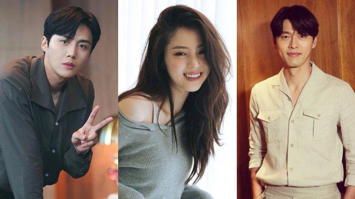 5 ARTIS Korea Bersinar Tahun 2020, Hyun Bin hingga Kim Seon Ho, Ada yang Sampai Dihujat Karena Peran