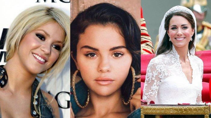 6 Seleb Hollywood Pilih Tak Pakai Penata Rias atau MUA untuk Acara Penting, Termasuk Kate Middleton
