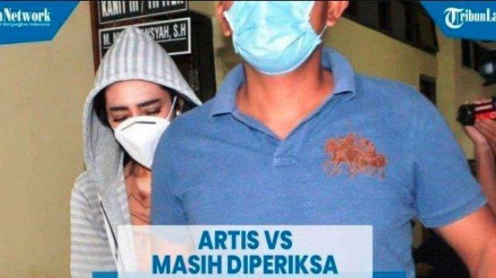 Tarif Sekali Kencan Artis VS Diduga Rp 30 Juta, Polisi: Barang Bukti yang Diamankan Uang Rp 30 juta
