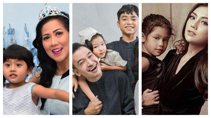 Kartika Putri, Ruben Onsu hingga Denny Cagur, Inilah 5 Artis Tanah Air yang Mengadopsi Anak Angkat