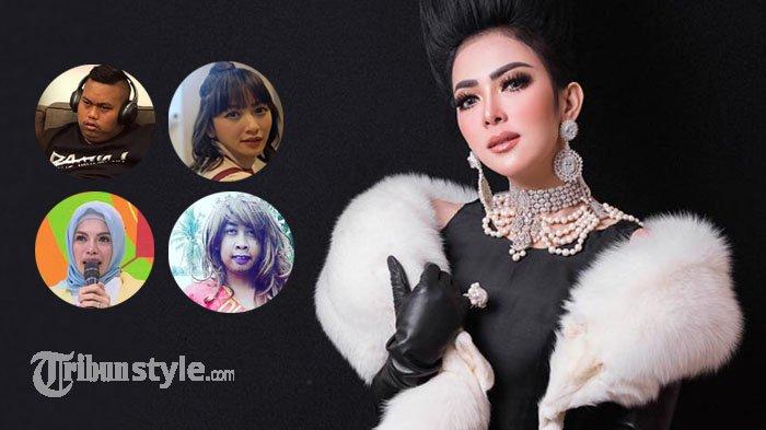 Syahrini Blok Akun Instagram Dua Presenter & Selebgram Gegara Masalah Sepele