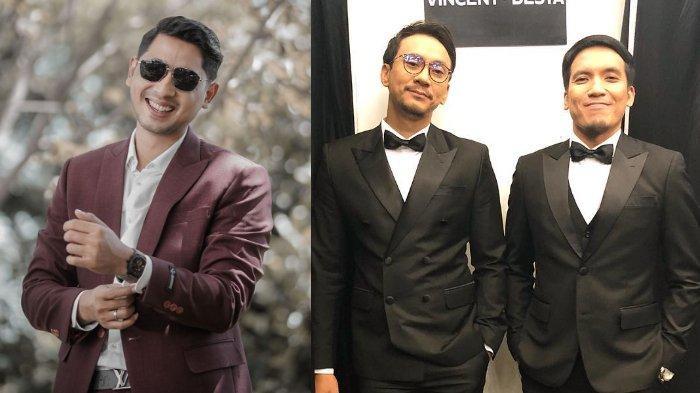 Akui Fans Berat Vincent-Desta, Arya Saloka Jadi Hobi Nonton 2 Host Tonight Show: Lucu Banget Mereka