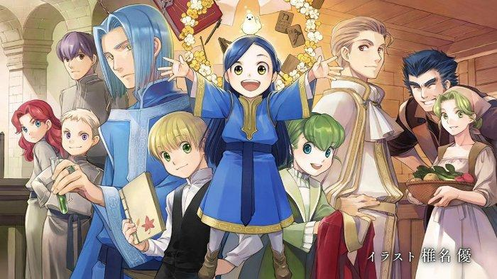Sempat Tertunda, Anime Ascendance of a Bookworm Season 3 Akan Segara Rilis, Kapan Jadwal Tayangnya?