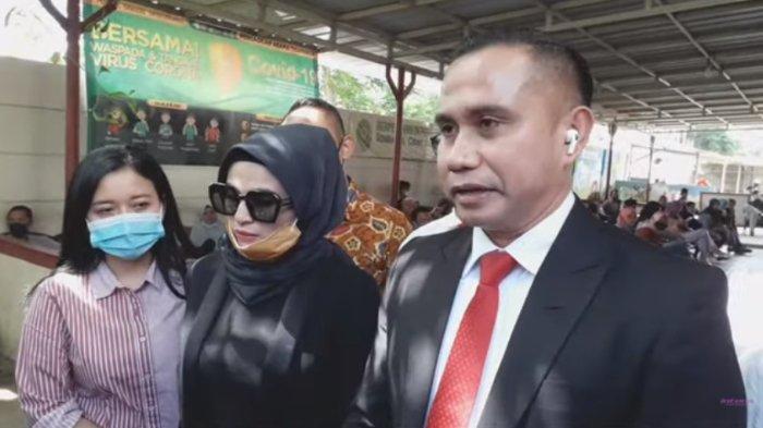 Asha Shara Jalani Sidang Cerai Perdana, Kuasa Hukum