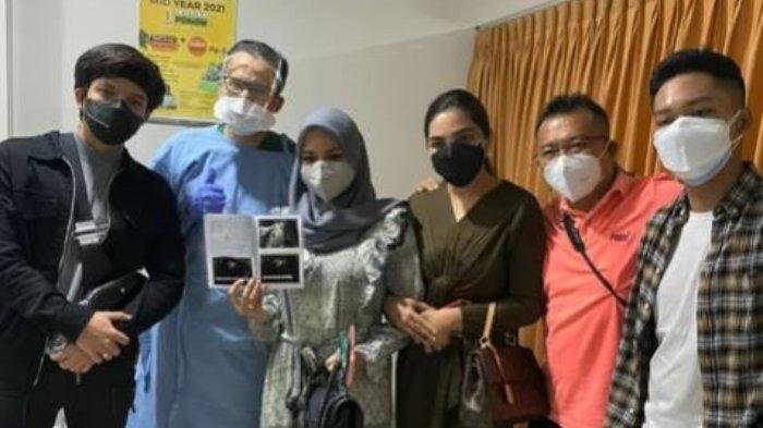 Aurel Hermansyah sebut hamil lagi setelah 3 hari pasca keguguran
