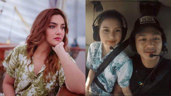NGEBET Timang Cucu, Ashanty Minta Azriel Susul Aurel Nikah: 'Kalau Kawin Sama Sarah Anaknya Londo'