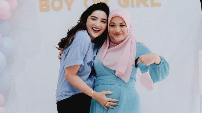 Psikis Aurel Hermansyah Naik Turun Pengaruh Hormon Hamil, Ashanty Tanggapi Putrinya yang ke Psikolog